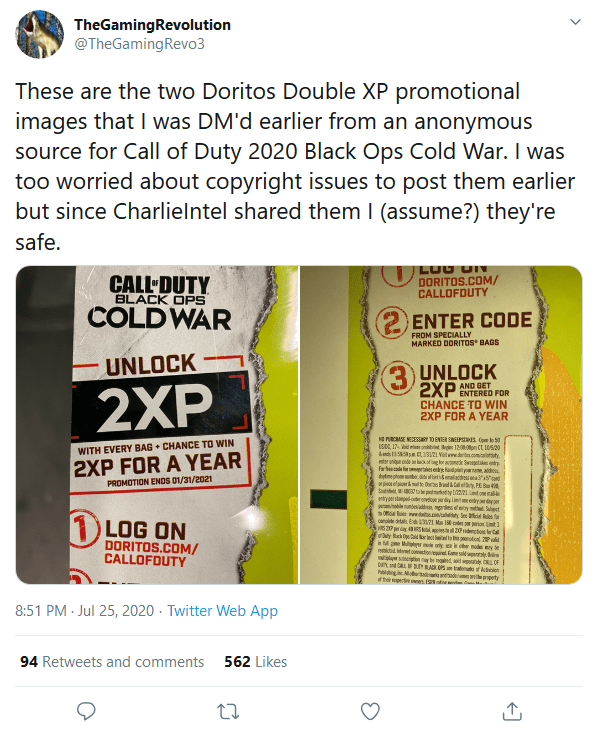 https://i1.wp.com/oyster.ignimgs.com/wordpress/stg.ign.com/2020/07/Screenshot_2020-07-26-1-TheGamingRevolution-on-Twitter-These-are-the-two-Doritos-Double-XP-promotional-images-that-I-was-....png?w=1080
