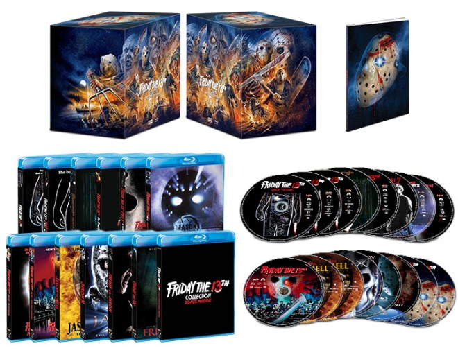box-set-contents New Friday the 13th Box Set Is Up for Preorder at Amazon | IGN