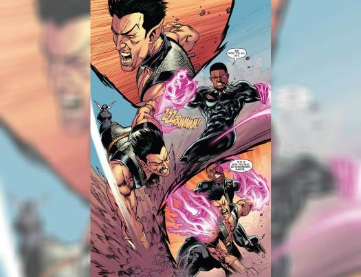 Namor vs. Black Panther. Could this be the plot of the Black Panther 2 movie?