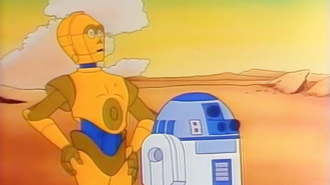 Droids-Animated-01 The History of Star Wars on TV, From the Holiday Special to Disney Plus | IGN