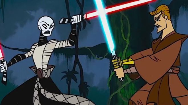Tartakovsky-Clone-Wars-03 The History of Star Wars on TV, From the Holiday Special to Disney Plus | IGN