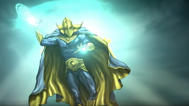 doctor-fate DC's Black Adam: Hawkman and The Justice Society of America Explained | IGN
