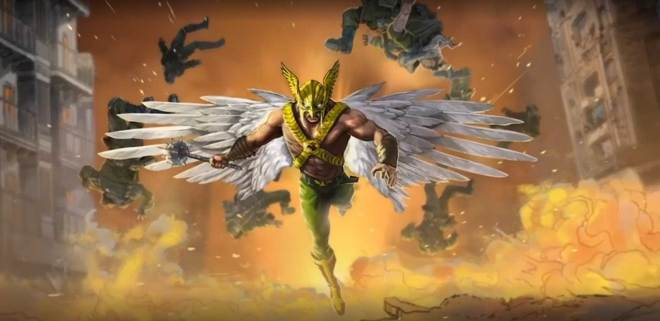 hawkman DC's Black Adam: Hawkman and The Justice Society of America Explained | IGN