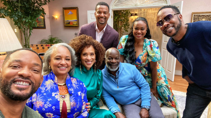 Fresh Prince of Bel-Air Reunion: Will Smith Reveals First Look Photos