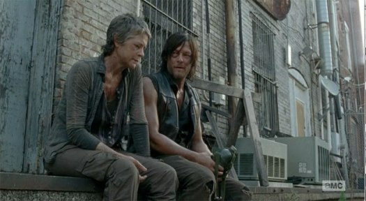 The Walking Dead: Best Daryl and Carol Moments 8