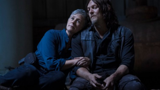 The Walking Dead: Best Daryl and Carol Moments 12