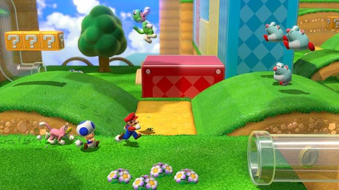 mario Super Mario 3D World + Bowser's Fury Is Up for Preorder | IGN