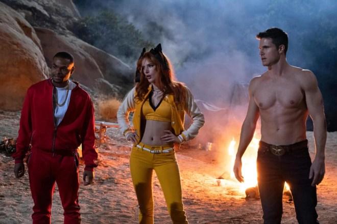 robbie-amell-bella-thorne-cast-the-babysitter-2-netflix Netflix & Chills 2020: 23 Horror Titles to Watch This Halloween   IGN