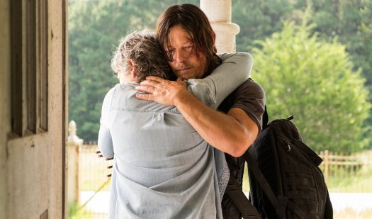 The Walking Dead: Best Daryl and Carol Moments 11