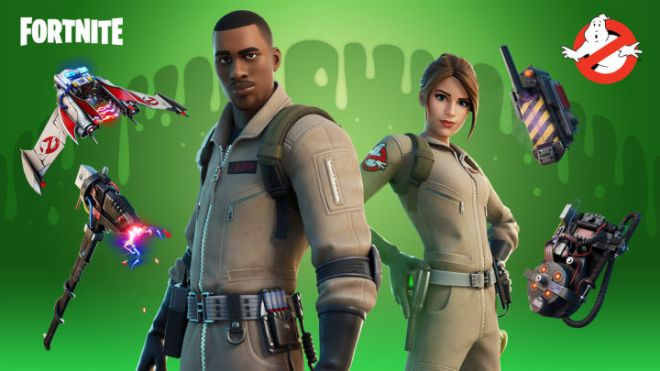 Screenshot_2020-10-25-Fortnite-on-Twitter-720x405 Fortnite Adds Ghostbuster Skins, Proton Pack, Ecto-Glider, and More | IGN