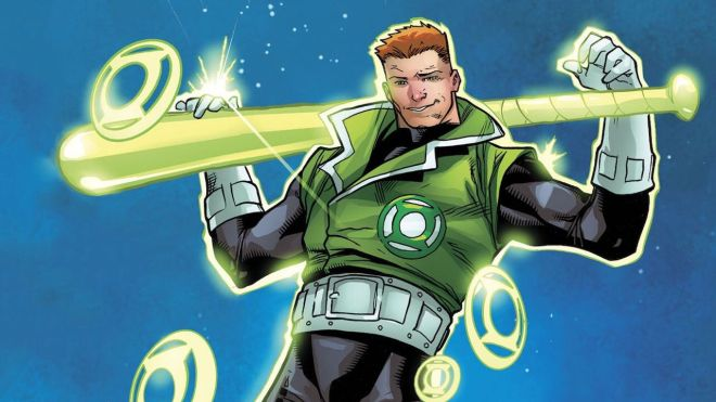 guy-gardner All the Green Lanterns in the HBO Max Series   IGN