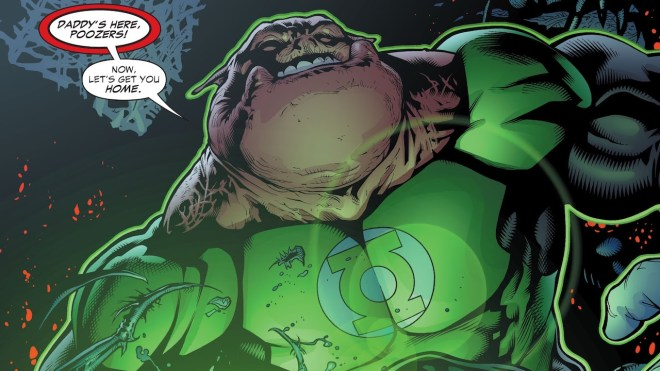 kilowog All the Green Lanterns in the HBO Max Series   IGN