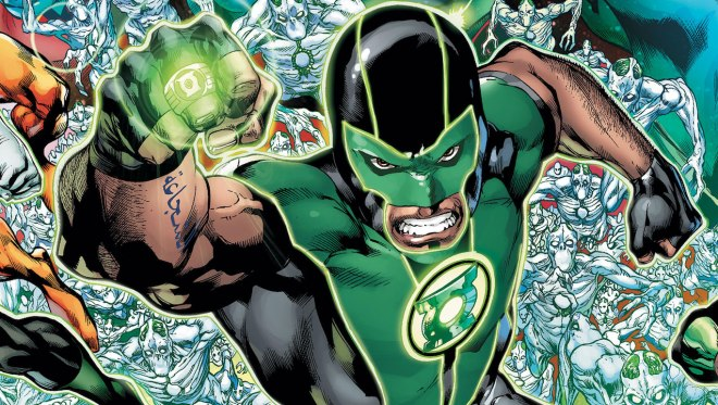 simon-baz All the Green Lanterns in the HBO Max Series   IGN