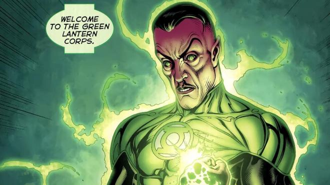 sinestro All the Green Lanterns in the HBO Max Series   IGN