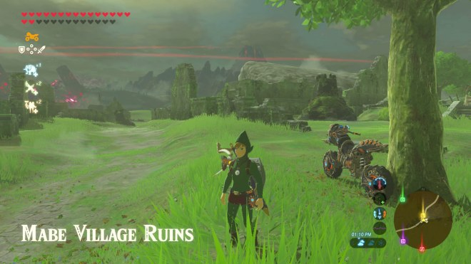 BotW-Mabe-Ruins-IGN 54 Things Breath of the Wild Fans Will Love About Age of Calamity | IGN