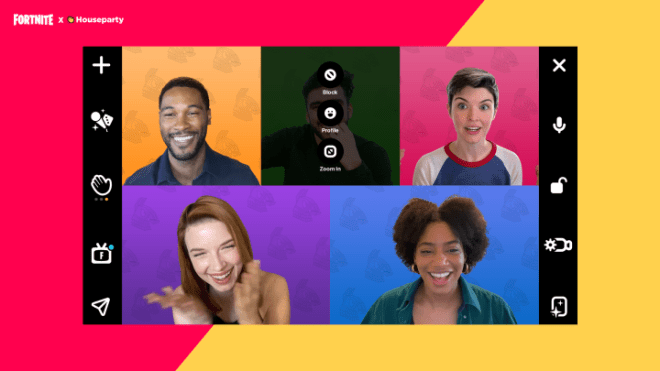 HP_Sidekick_PR_MobileReport_1920x1080_V3-720x405 Fortnite Introduces In-Game Video Chat Via Houseparty | IGN