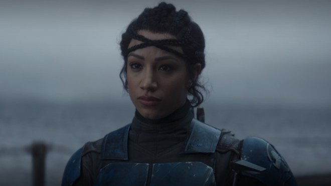 MandalorianCameosSashaBanks The Mandalorian: Every Celebrity Cameo and Character So Far | IGN