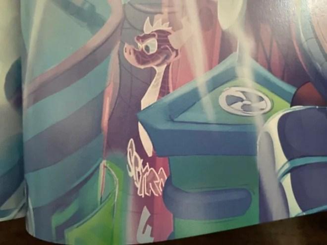 IMG_2988-720x540 Spyro 4: Crash Bandicoot 4 Art Book May Include a Spyro Sequel Tease   IGN