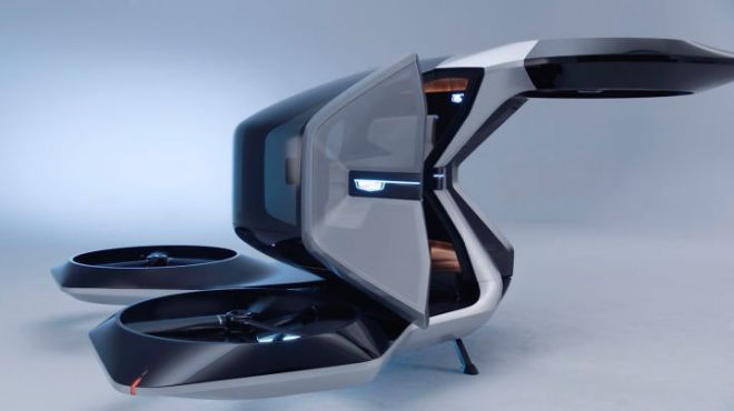 General-Motors-eVTOL-Car6-720x404 This GM Flying Car Concept Looks Like Its Straight Out of West World | IGN