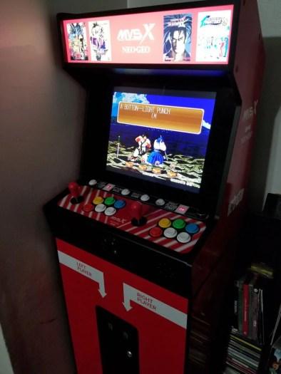 SNK MVSX Home Arcade Review 4