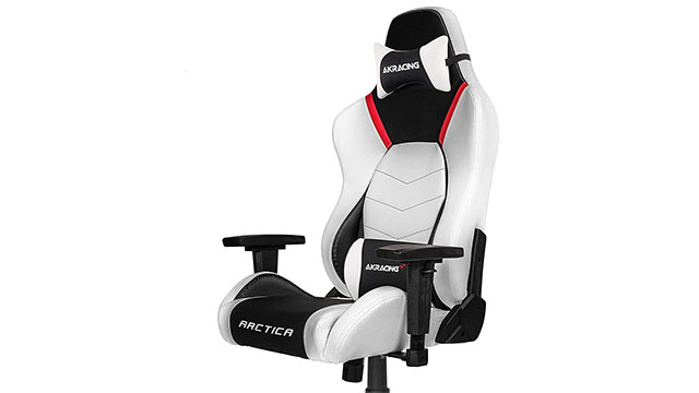 akracing Daily Deals: AKRacing Master Series Premium Gaming Chair for $299.99 | IGN