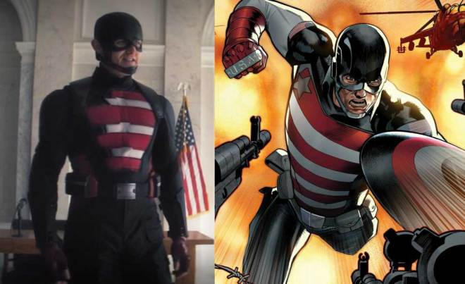 us-agent-john-walker The History of The Falcon and the Winter Soldier's John Walker | IGN