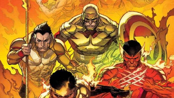 Avengers-Enter-the-Phoenix Marvel's New Phoenix Is the Last Hero You'd Expect | IGN