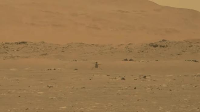 NASA-INGENUITY-FLIGHT-MARS-720x405 NASA's Mars Ingenuity Helicopter Achieves Historic Flight on the Red Planet   IGN