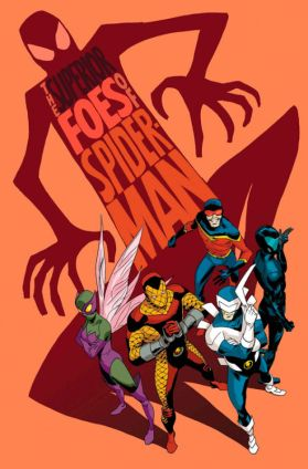 SUPERIOR FOES OF SPIDER-MAN #1