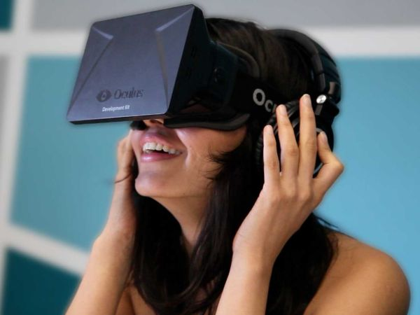 Oh boy, the magical Sci Fi of virtual reality is here, almost