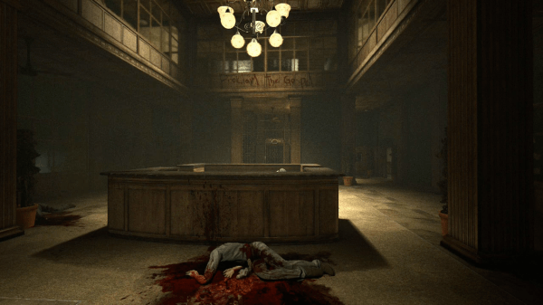 Outlast Administration Block Screen Shot 23:05:2014 02.25