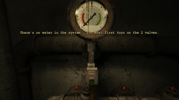 Outlast - Fire Sprinkler