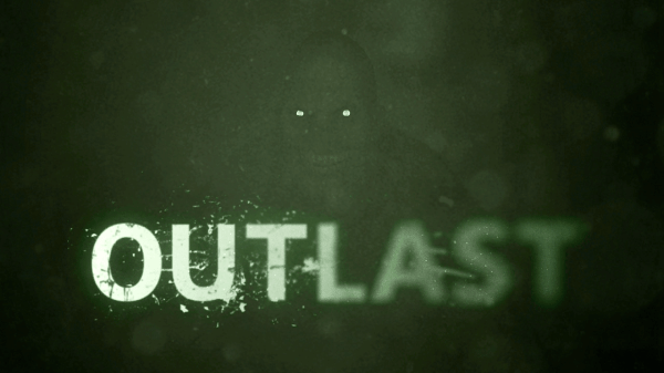 Outlast - Title Screen