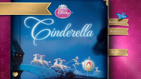 Disney Mid-May Madness Sale on all iTunes Storybook apps