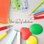 For Love of Education