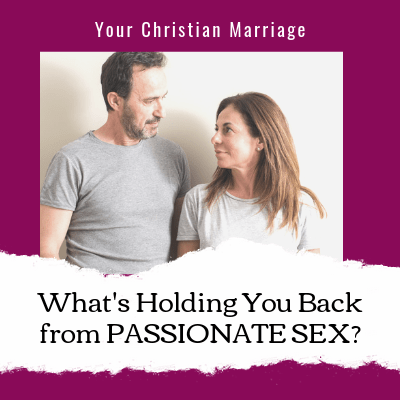 Passionate sex is what The Differences