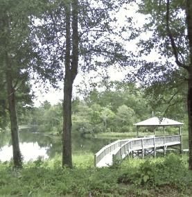 Hewett Lake Gazebo