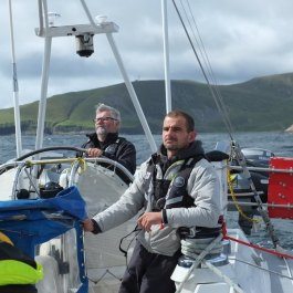 Captain Sailing