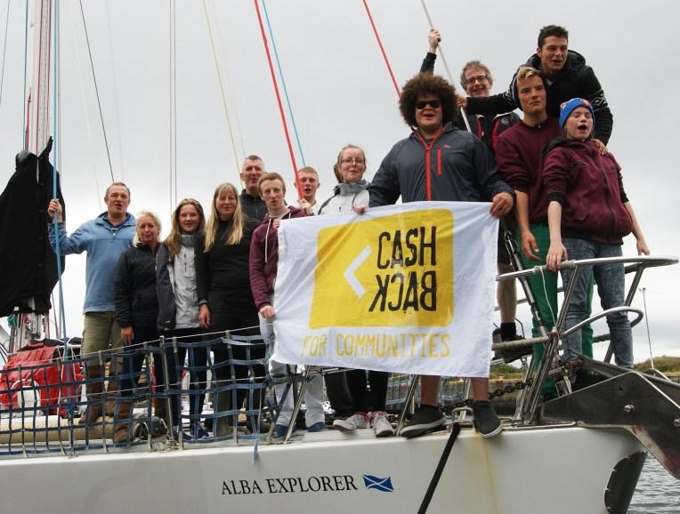 Edinburgh City Cashback Group