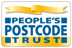 People's Postcode Trust logo as of Jan 2014
