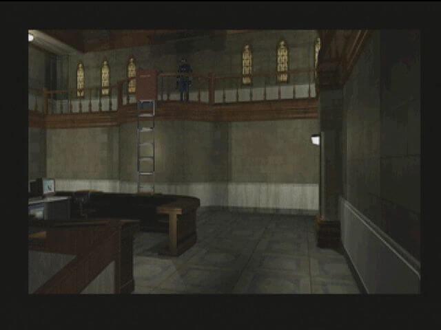 Şimdi merdiven mekanizmasını kullanıp merdivenlerden yukarıya çıkın ve sandığın bulunduğu odaya girin.