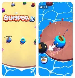 Bumper io mobil oyun
