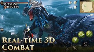 Rangers of Oblivion Monster Hunter