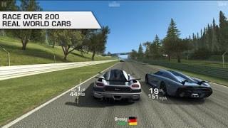 Real Racing 3 mobil yarış oyunu