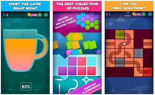 smart puzzle bulmaca oyunları