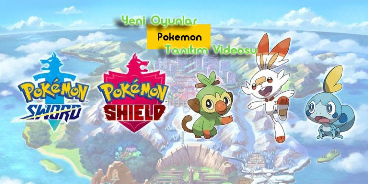 Pokemon Sword ve Shield