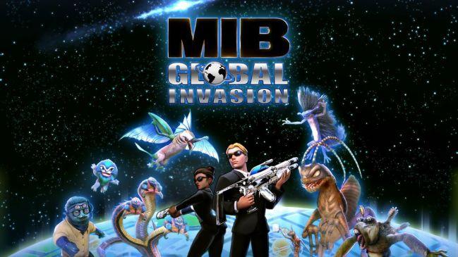 men in black global invasion filmle birlikte çıkacak mobil oyun