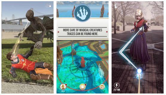 harry potter wizards unite beta aşamasına girdi yeni mobil oyun