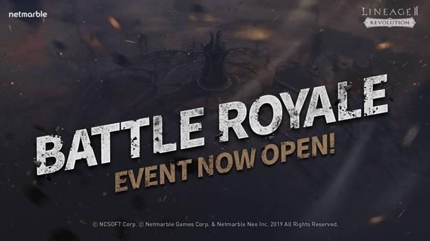lineage 2 revoluiton mobil oyun battle royale modu eklendi