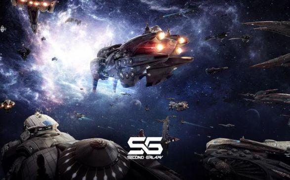 Second Galaxy M Uzay Savaş Ve Ticaret Oyunu